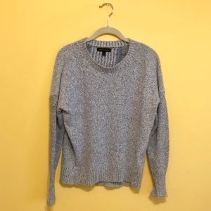 Banana Republic Blue Popcorn Sweater